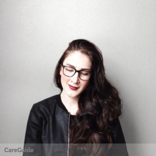Canadian Nanny Provider Elizabeth Carlson's Profile Picture
