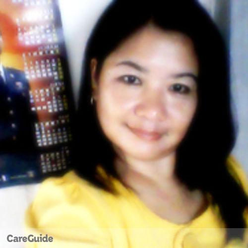 Canadian Nanny Provider Elizabeth Robles's Profile Picture