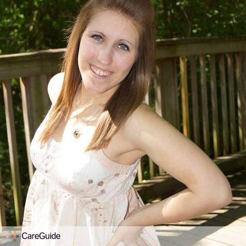 Child Care Provider Ashton Russell's Profile Picture