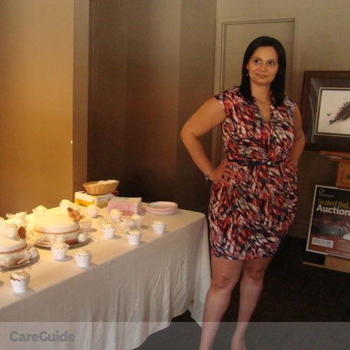 Canadian Nanny Provider Mary P's Profile Picture