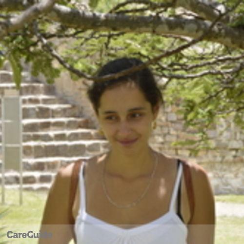 Canadian Nanny Provider Maria M's Profile Picture