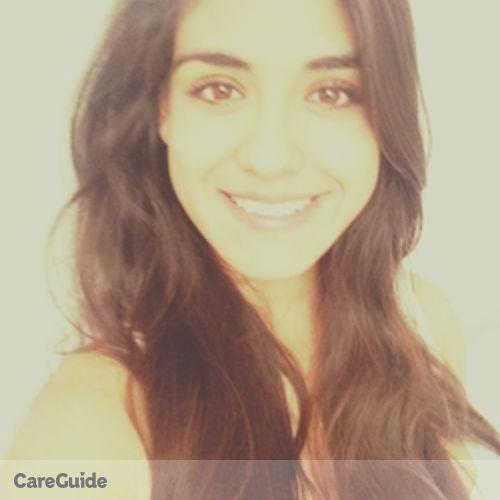 Canadian Nanny Provider Maria Jose T's Profile Picture