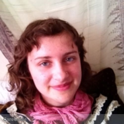 Canadian Nanny Provider Alexandra J's Profile Picture