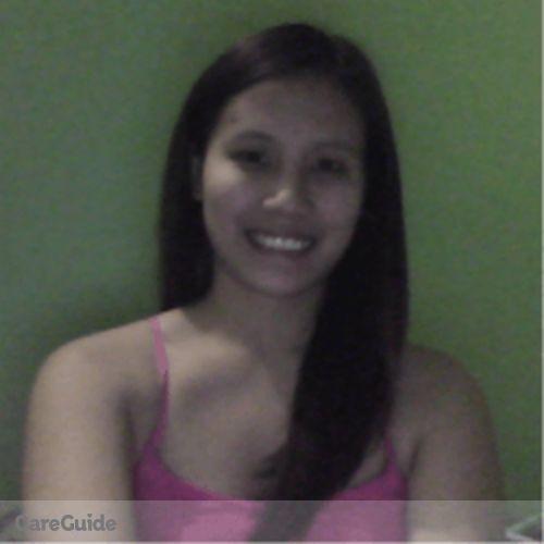 Canadian Nanny Provider Blesselda G's Profile Picture