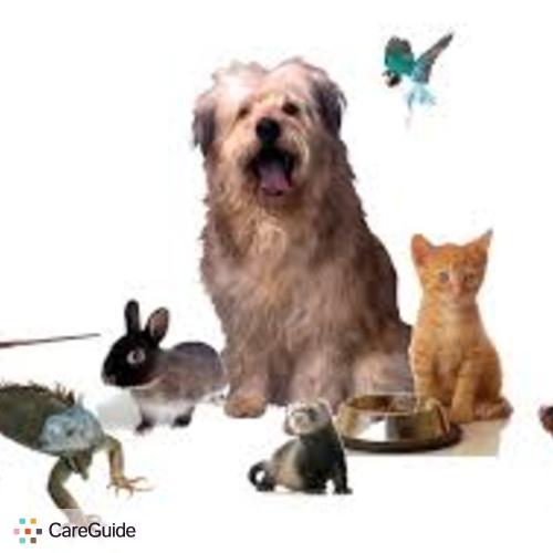 Pet Care Provider Savannah N's Profile Picture