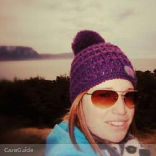 Canadian Nanny Provider Amy Aubin's Profile Picture
