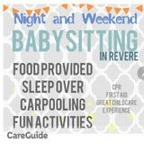 Babysitter, Daycare Provider in Revere