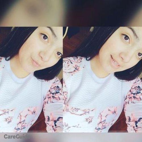 Canadian Nanny Provider Valentina Florez's Profile Picture