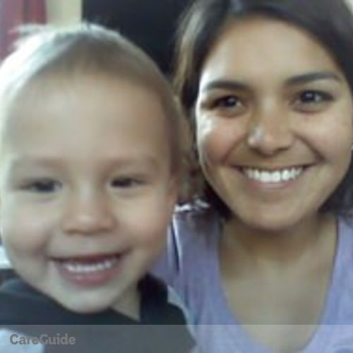 Canadian Nanny Provider Mirian Santos's Profile Picture