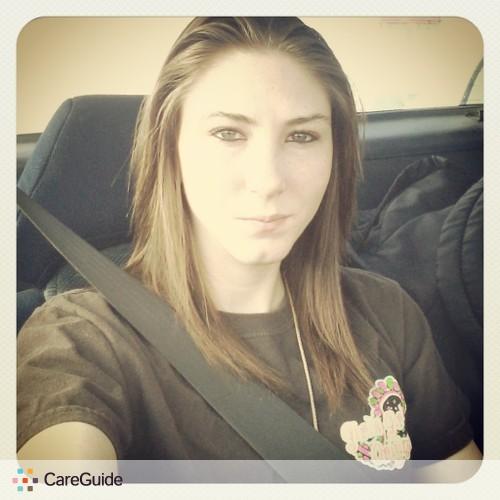 Child Care Provider Morgan Spade's Profile Picture