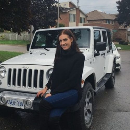 Canadian Nanny Provider Kailee G's Profile Picture