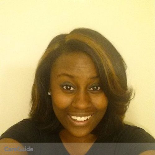 Child Care Provider Shamonica Richardson's Profile Picture