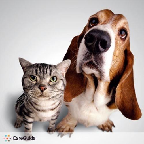 Pet Care Provider Karine S's Profile Picture