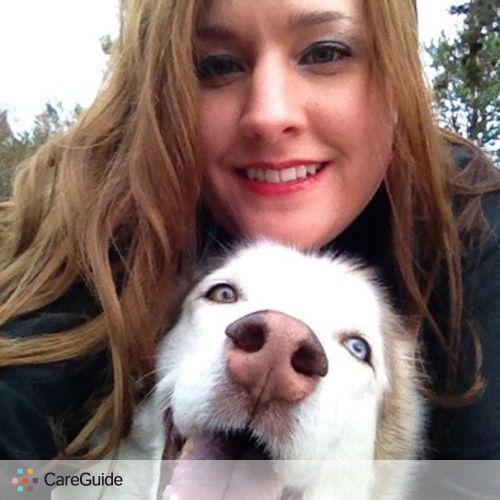 Pet Care Provider Heidi Ribble-Haley's Profile Picture