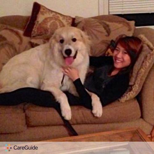 Pet Care Provider Diane Duan's Profile Picture
