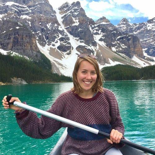 Canadian Nanny Provider Naomi Halbert's Profile Picture