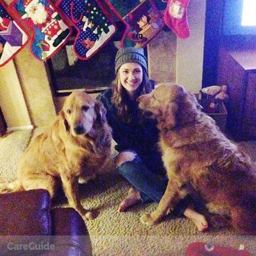 Pet Care Provider Gabrielle R's Profile Picture