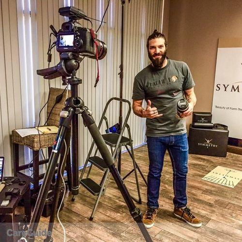 Videographer Provider Nicholas Givanio's Profile Picture
