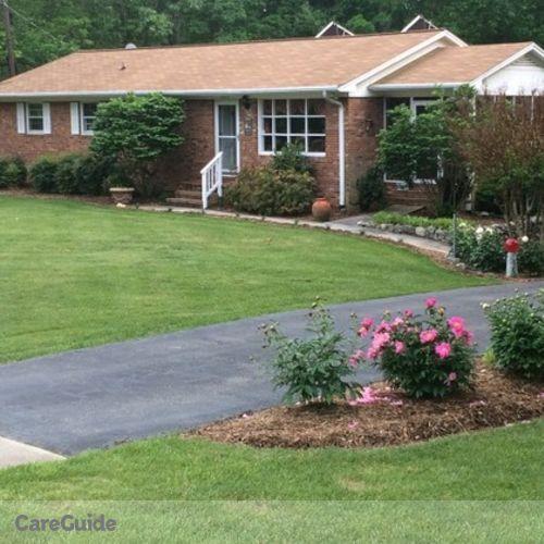 Landscaper Job Lawn in G's Profile Picture