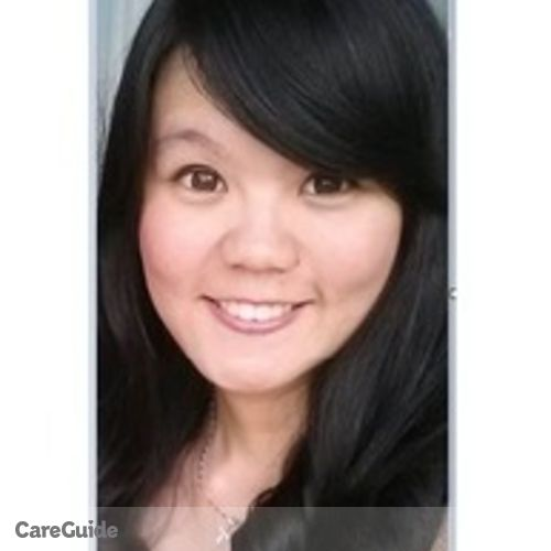 Canadian Nanny Provider Yenny Yenny's Profile Picture