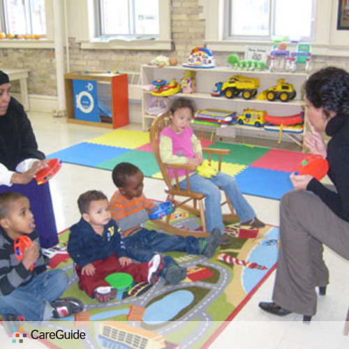 Child Care Job Molly English's Profile Picture