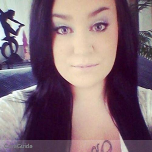 Canadian Nanny Provider Billie Wilson's Profile Picture