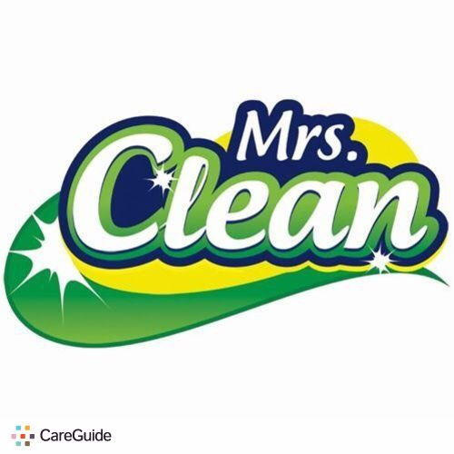 Housekeeper Provider Mrs Clean's Profile Picture