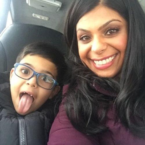 Canadian Nanny Provider Saaraa Rayani's Profile Picture
