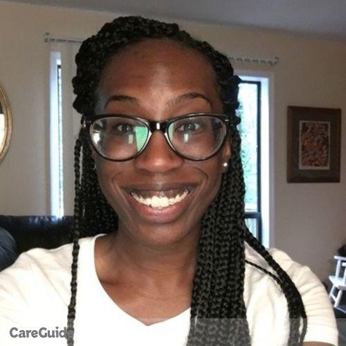 Child Care Job Tyanna W's Profile Picture