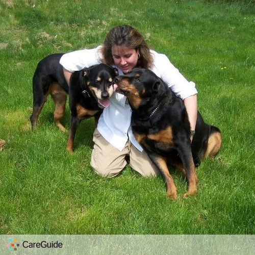 Pet Care Provider Marissa Brown's Profile Picture