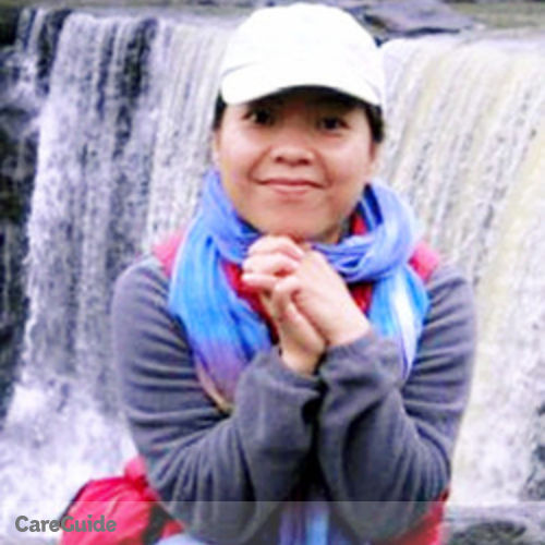 Canadian Nanny Provider Jenny L's Profile Picture