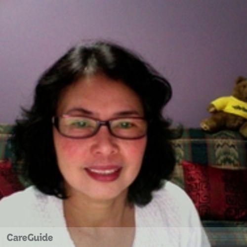 Canadian Nanny Provider Delia Ingco's Profile Picture