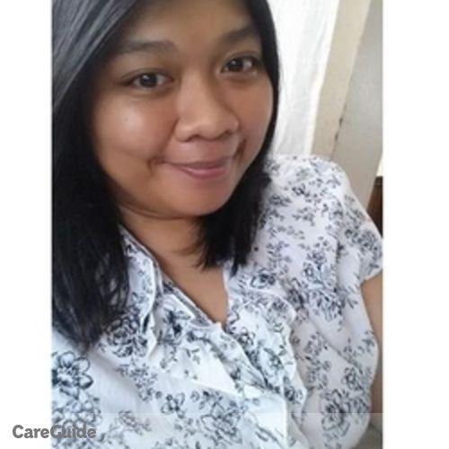 Canadian Nanny Provider Regine B's Profile Picture