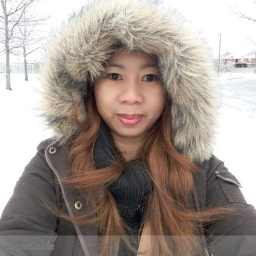 Canadian Nanny Provider Leizel Urbano's Profile Picture
