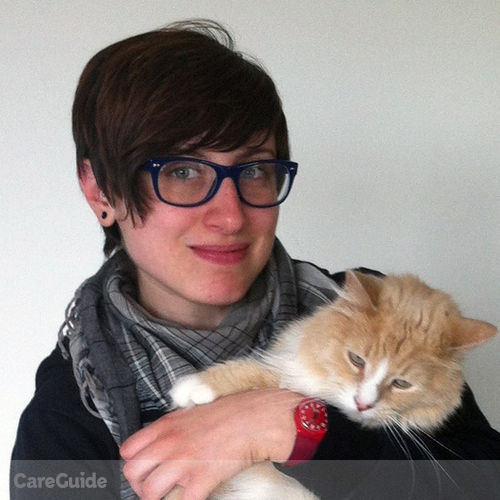 Pet Care Provider Sarah El Sherbini's Profile Picture