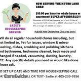 Housekeeper in Oklahoma City