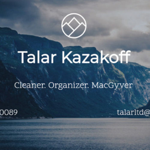 Housekeeper Provider Talar K's Profile Picture