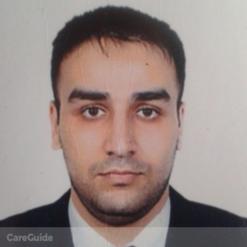 Housekeeper Provider Derar Ghannam's Profile Picture