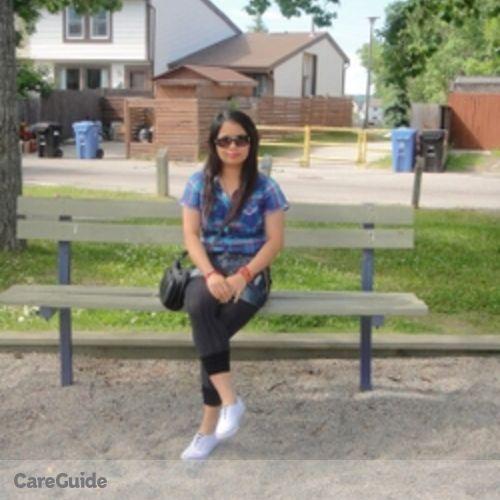 Canadian Nanny Provider Julie Ann Guerrero's Profile Picture