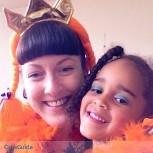 Canadian Nanny Provider Lauren Baljeu's Profile Picture
