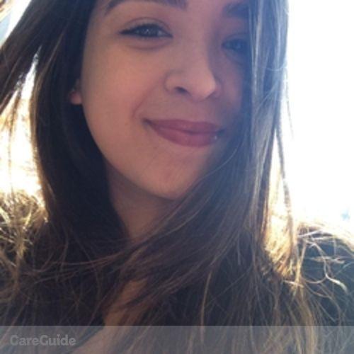 Canadian Nanny Provider Barbara Moraes's Profile Picture