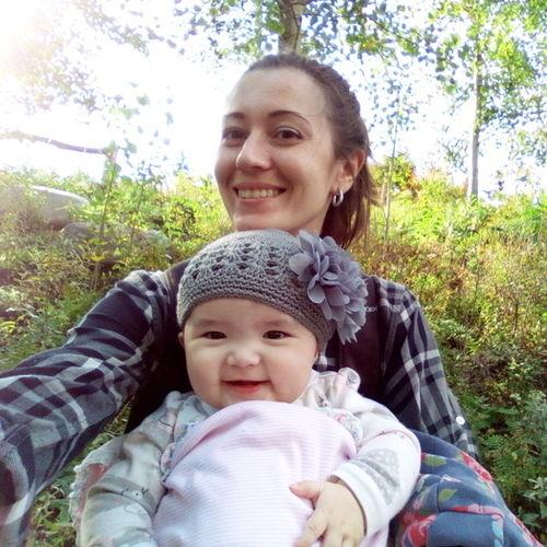 Canadian Nanny Provider Julia Y's Profile Picture