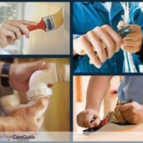 Handyman Provider Carlos A's Profile Picture