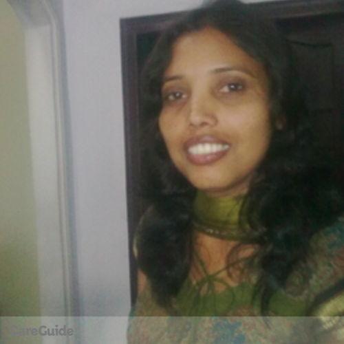 Canadian Nanny Provider Sunita Pal's Profile Picture