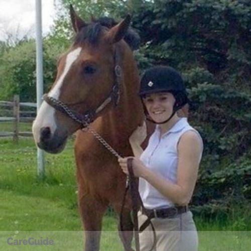 Pet Care Provider Christina R's Profile Picture