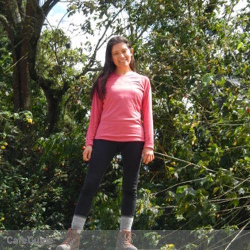 Canadian Nanny Provider Lina Cifuentes's Profile Picture
