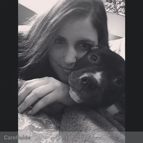 Pet Care Provider Jessica Lee's Profile Picture