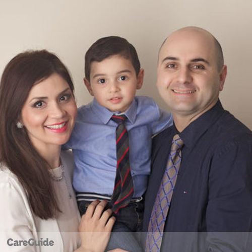 Canadian Nanny Job Roshi Khajeh's Profile Picture