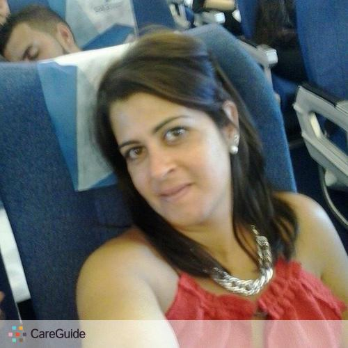 Housekeeper Provider Andreia A's Profile Picture