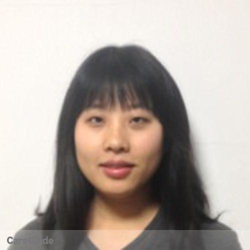 Canadian Nanny Provider Gardenia Lee's Profile Picture